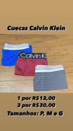Cuecas Calvin Klein