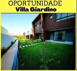 Villa Giardino-3 Quartos, 129² com Duas Vagas de Garagem