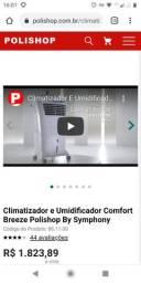 Climatizador e unidificador comfort breeze