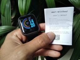 Relógio Digital SmartWatch D20 (NOVO)
