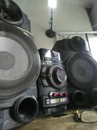 Mini hi-fi system LG