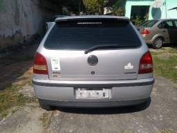 Vendo Gol G3 City 2005 com GNV