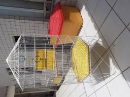Viveiro gaiola para pássaros