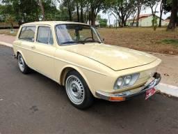 VW/Variant 1.600 - 1975 - Gasolina - Placa Preta