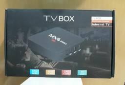 TV BOX MXQ PRO - Sua TV em Smart