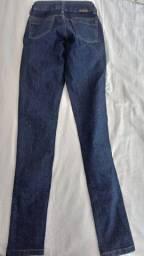 Calça jeans infantil com lycra