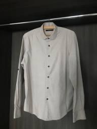 camisa de algodão request