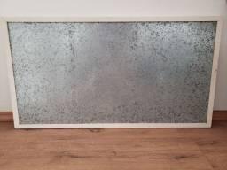 Painel Mural ou Quadro de Avisos Magnético Medidas 54x100cm