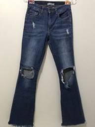 Calça jeans num 38