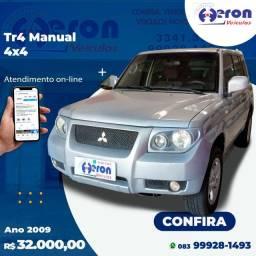 Tr4 Manual 4x4 2009 Completa