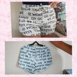 Shorts novos *-*