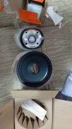 Médio grave Triton 450rms sem uso na caixa