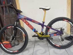 Bike aro26 vinkingx semi nova