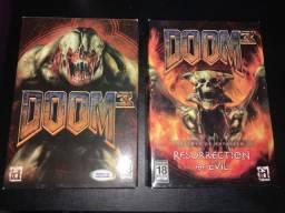 Doom 3 pc + Doom 3 resurrection of evil pc
