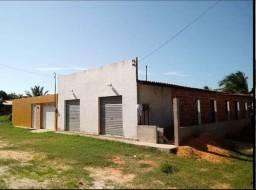 Vila com 3 casa e 2 ponto de comercial 70% concluído