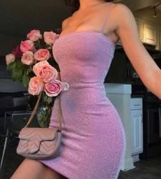 Vestido Brilhante