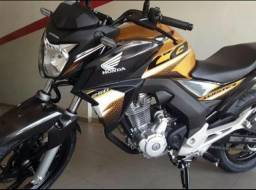 Honda CB Twister 250 ABS 20/20 Zero!!