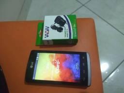 Celular LG Joy celular básico pega whatsapp face internet YouTube.