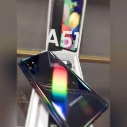 Samsung Galaxy A51 - novo, na caixa.
