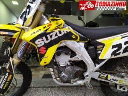 Suzuki RMZ 450 2006 revisada R$13.000