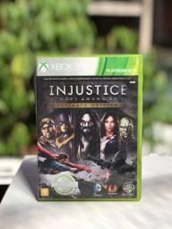 Jogo Injustice Gods Among us:Ultimate Edition Xbox 360
