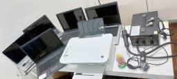 Estação Solda E Dessolda - Microscópio Digital USB - Pç para Notebook -Impressora HP 2546