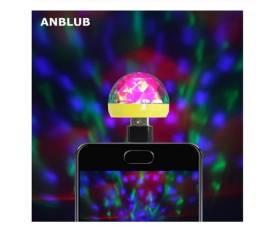 Globo colorido para celular.