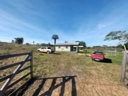 Velleda oferece sítio 2 hectares com casa, galpão e açude, 1 km do asfalto