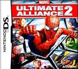 Marvel Ultimate Aliance 2 Nintendo ds