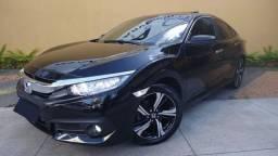 Civic 1.5 turbo 2018 - 46.400 + parcelas de 1.633,62