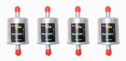 Filtro Gas Natural Veicular Gnv  5ª Geração 12mm Universal