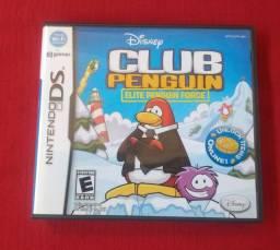 Jogo de Nintendo ds club pinguim