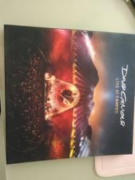 David Gilmour-LIVE POMPEI BOX 4 LPS