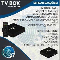 Tv Box MDTV 5G SMART