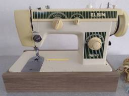 Vendo máquina de costura zig-zag elgin