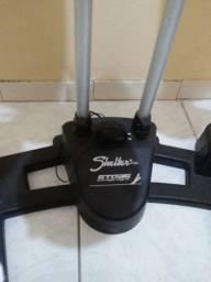 Bateria Eletrônica Shelter Semimova R$: 1000,00