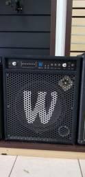 Cubo Warwick sweet 15.2 Bass