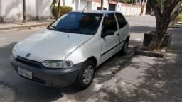 Fiat Palio EX 1999 - AR som, pneus novos