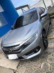 Honda Civic Touring 1.5 turbo 2018