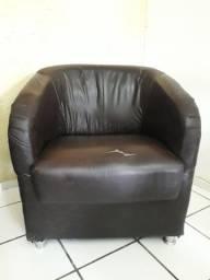 Sofa e poltrona