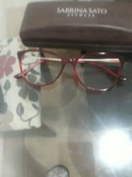 Armação oculos sabrina sato