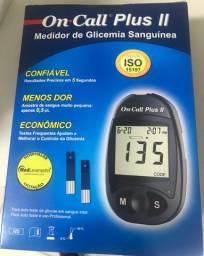 Kit Aparelho Medidor de Glicose