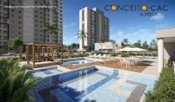 Apartamento Conceito Residencial / 2 qts com varanda!