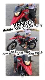 XRE CB300 RALLY