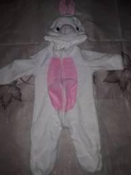 Vendo Fantasia Coelhinha Pelúcia infantil