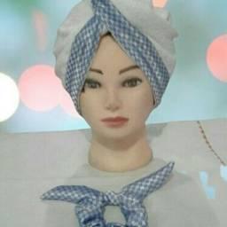 Touca toalha