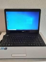 Notebook acer - intel core i3 - 6 RAM