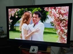"TV 52"" LED Sony Bravia + CHROMECAST"