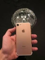 Oportunidade! iPhone 7 32gb rose