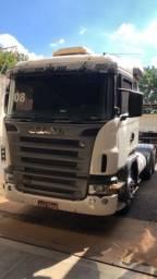Caminhão Scania G 380 2008 A4x2